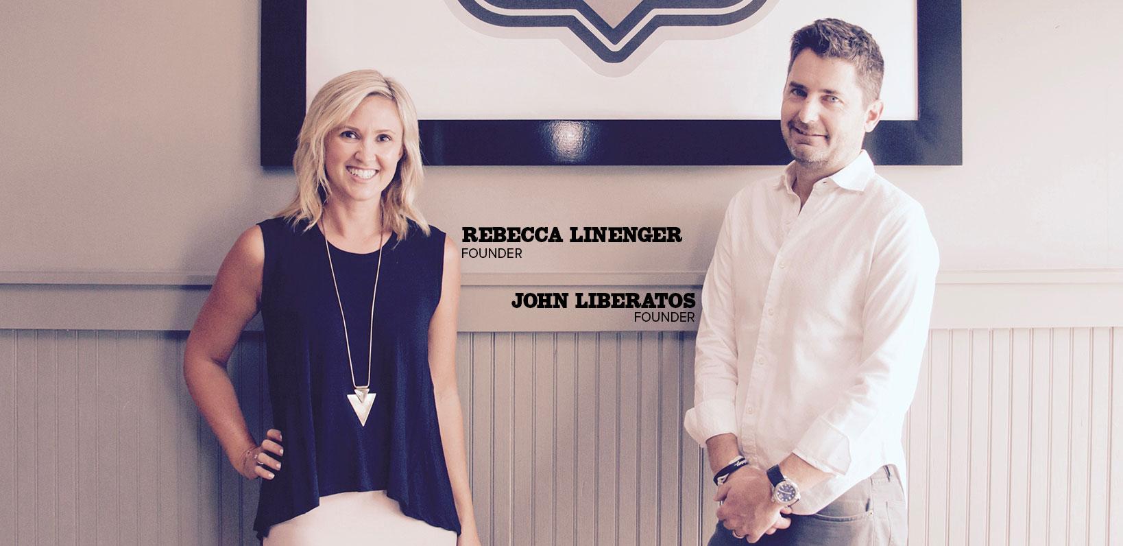 Rebecca Linenger and John Liberatos